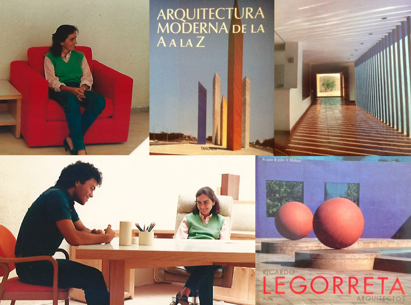 1983 - 1985 Legorreta Arquitectos