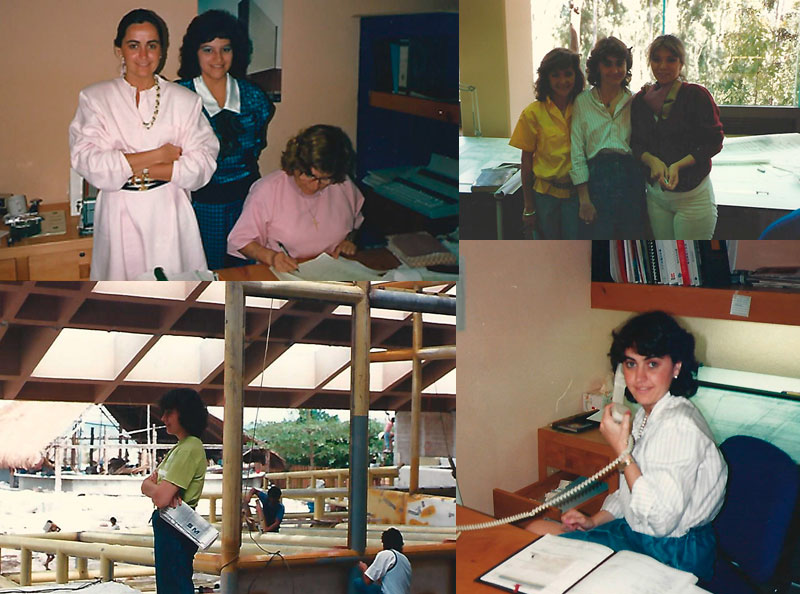 1985 - 1990 Sordo Madaleno Arquitectos